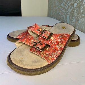 Dr. Martens Vintage ADALIA Slip On Sandals Floral